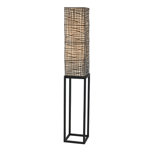 Kenroy Home Lighting Modern Floor Lamp in Bronze Finish 21069BRZ