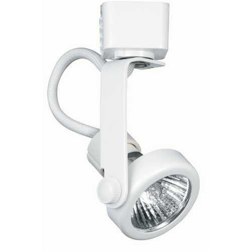 Juno Lighting Group Open Back Juno Track Light 120v GU10 R711 WH