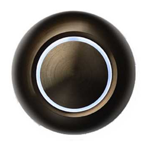 Spore LED Illuminated Doorbell Button TDB-W-BZ