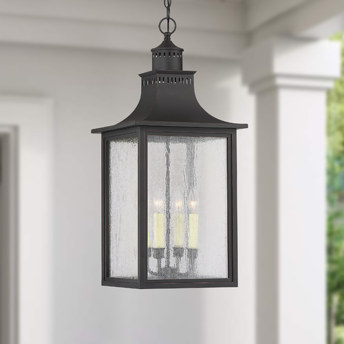 Savoy House Savoy House Monte Grand English Bronze Hanging Lantern 5-252-13