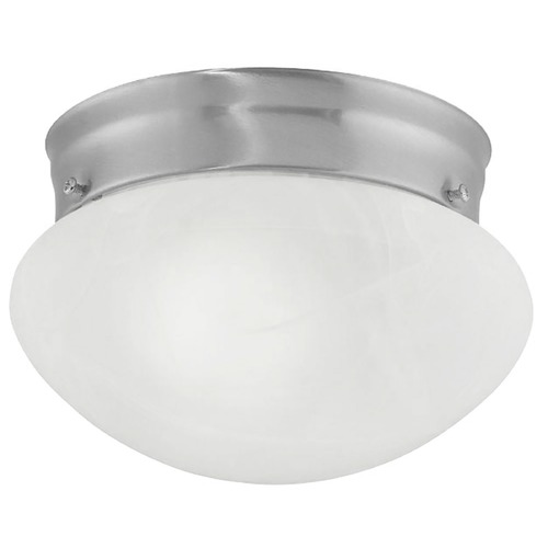 Design Classics Lighting 6-Inch Flushmount Mushroom Ceiling Light 29619
