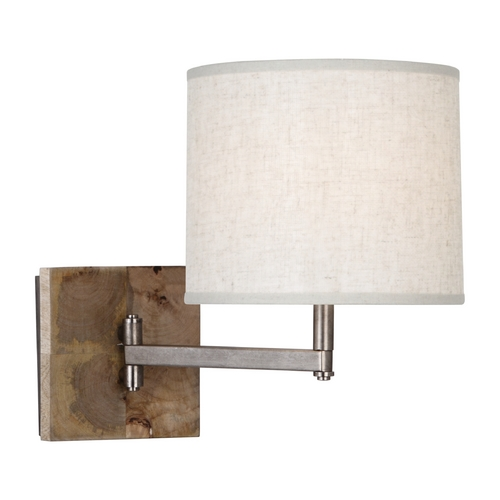 Robert Abbey Lighting Robert Abbey Oliver Plug-In Wall Lamp 829