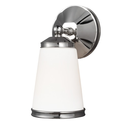 Feiss Lighting Feiss Lighting Eastwood Polished Nickel Sconce VS21901PN