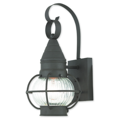 Livex Lighting Livex Lighting Newburyport Bronze Outdoor Wall Light 27000-07