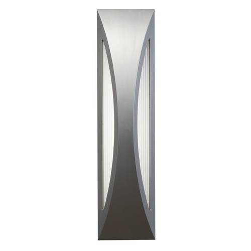 Kichler Lighting Kichler Lighting Cesya Platinum LED Outdoor Wall Light 49437PL