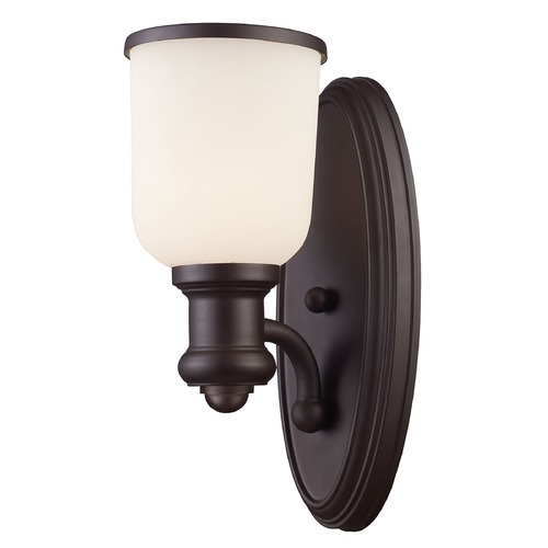 Elk Lighting Elk Lighting Oiled Bronze Sconce 66670-1