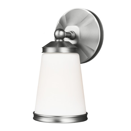 Feiss Lighting Feiss Lighting Eastwood Satin Nickel Sconce VS21901SN