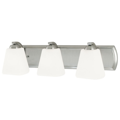 Dolan Designs Lighting Three-Light Bathroom Light 3373-09