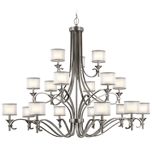 Kichler Lighting Kichler Lighting Lacey Chandelier 42396AP