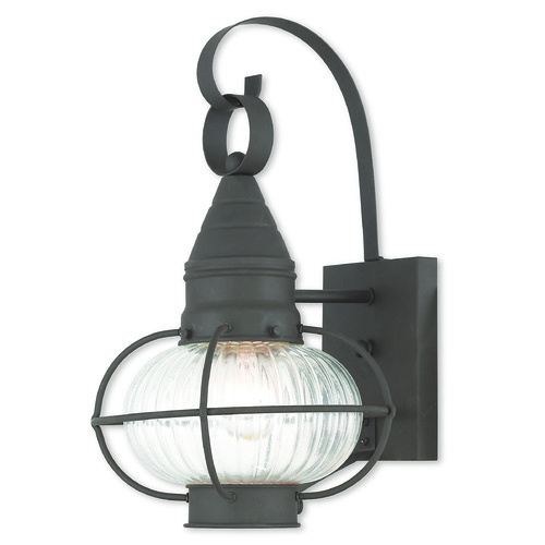 Livex Lighting Livex Lighting Newburyport Bronze Outdoor Wall Light 27001-07