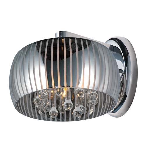ET2 Lighting Sense Ii Polished Chrome Sconce E21409-81PC