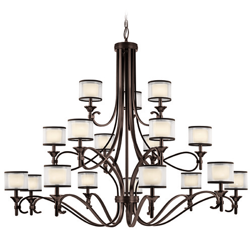 Kichler Lighting Kichler Lighting Lacey Chandelier 42396MIZ