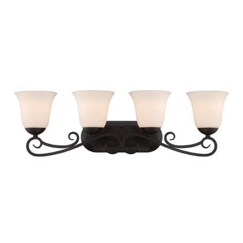 Designers Fountain Lighting Designers Fountain Addison Oil Rubbed Bronze Bathroom Light 85204-ORB