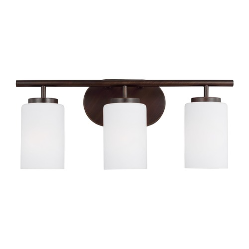 Sea Gull Lighting Sea Gull Lighting Oslo Bronze Bathroom Light 41162-710
