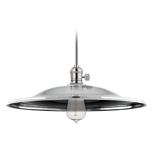 Hudson Valley Lighting Pendant Light in Polished Nickel Finish 8002-PN-ML2