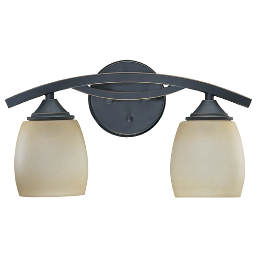 Quorum Lighting Quorum Lighting Old World Bathroom Light 5430-2-95