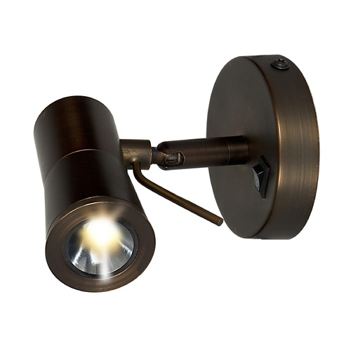 Access Lighting Access Lighting Cyprus 2 Bronze LED Sconce 70018LED-BRZ