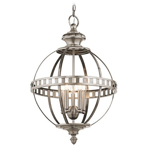Kichler Lighting Kichler Lighting Halleron Pendant Light 43613CLP