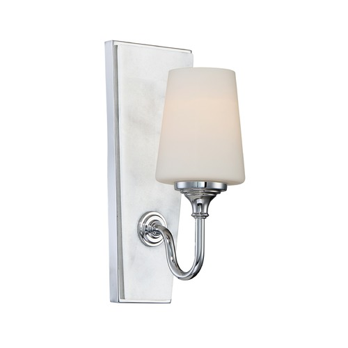 Designers Fountain Lighting Designers Fountain Lusso Chrome Sconce 88701-CH