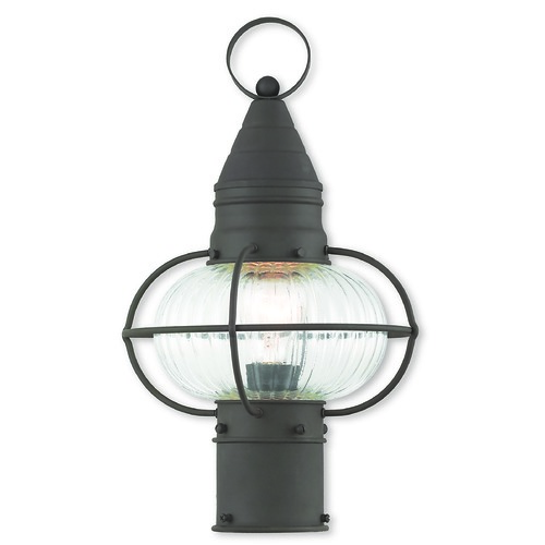 Livex Lighting Livex Lighting Newburyport Bronze Post Light 27002-07