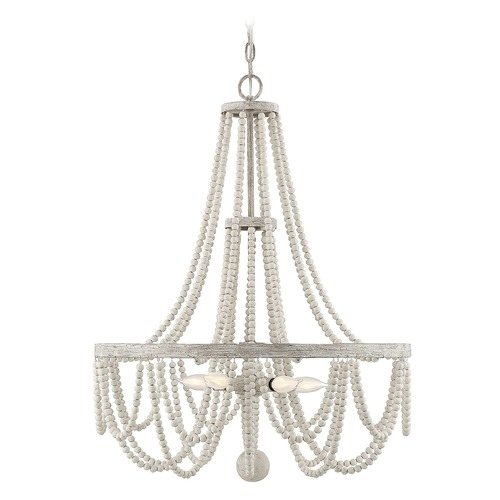Savoy House Savoy House Lighting Panola Provence Chandelier 1-9995-5-99