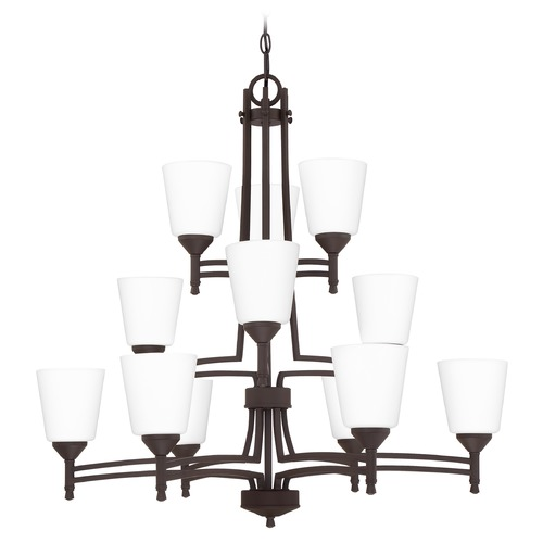Quoizel Lighting Quoizel Lighting Billingsley Old Bronze Chandelier BLG5032OZ