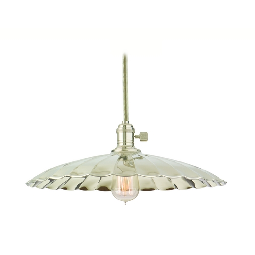 Hudson Valley Lighting Pendant Light in Polished Nickel Finish 8002-PN-ML3