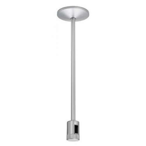 WAC Lighting WAC Lighting Platinum Flexrail Standard Ceiling Standoff HM1-X48-PT