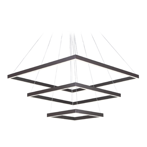 ET2 Lighting Quad Bronze LED Pendant Light E22407-BZ