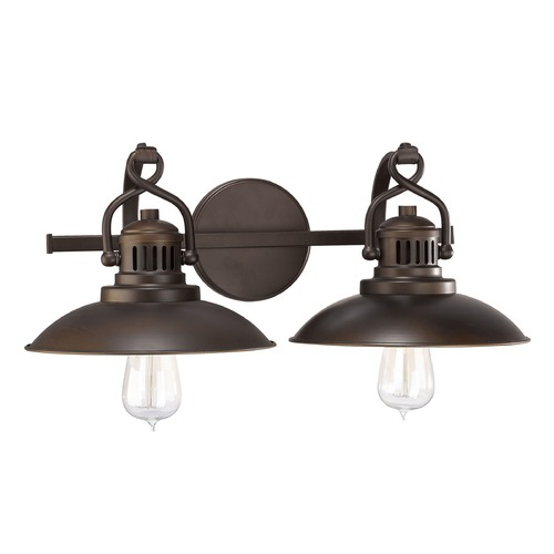 Capital Lighting Capital Lighting Oneill Burnished Bronze Bathroom Light 3792BB