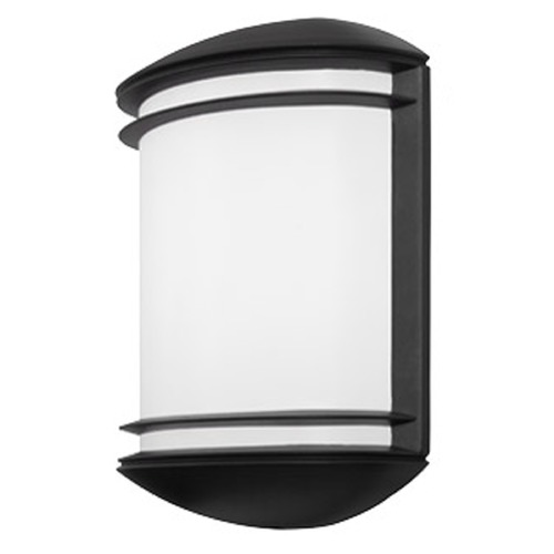 Lithonia Lighting Lithonia Lighting Bronze LED Outdoor Wall Light OLCS8DDBM4