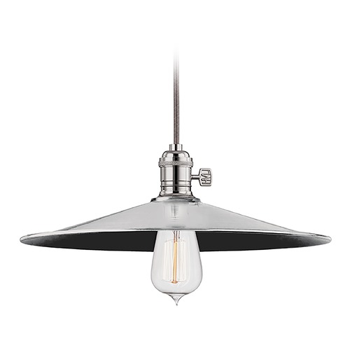 Hudson Valley Lighting Pendant Light in Polished Nickel Finish 8002-PN-MM1
