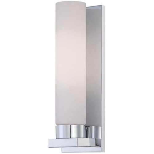 Lite Source Lighting Lite Source Lighting Kayla Chrome Sconce LS-16023C/FRO