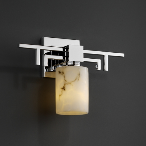 Justice Design Group Justice Design Group Lumenaria Collection Sconce FAL-8701-10-CROM