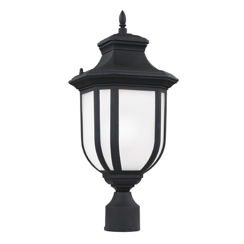 Sea Gull Lighting Sea Gull Childress Black Post Light 8236301-12