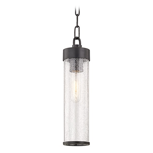 Hudson Valley Lighting Hudson Valley Lighting Soriano Old Bronze Pendant Light with Cylindrical Shade 1700-OB
