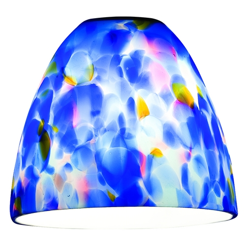 Access Lighting Glass Shade 942RJ-BLU