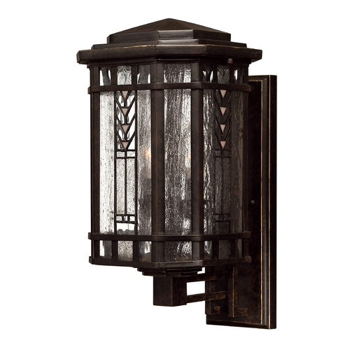 Hinkley Lighting 17-Inch Outdoor Wall Light 2240RB