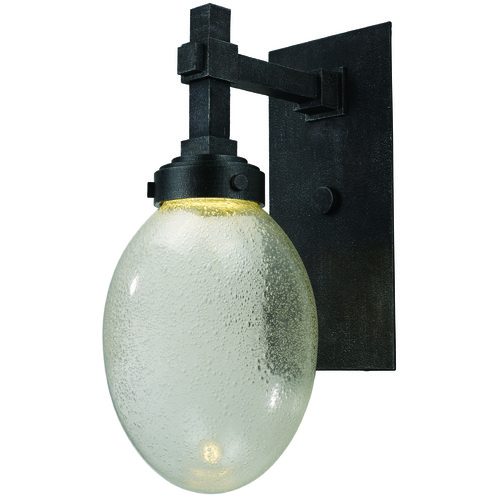 Maxim Lighting Maxim Lighting Pike Place Iron Ore LED Outdoor Wall Light 54384PLIO