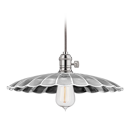 Hudson Valley Lighting Pendant Light in Polished Nickel Finish 8002-PN-MM3
