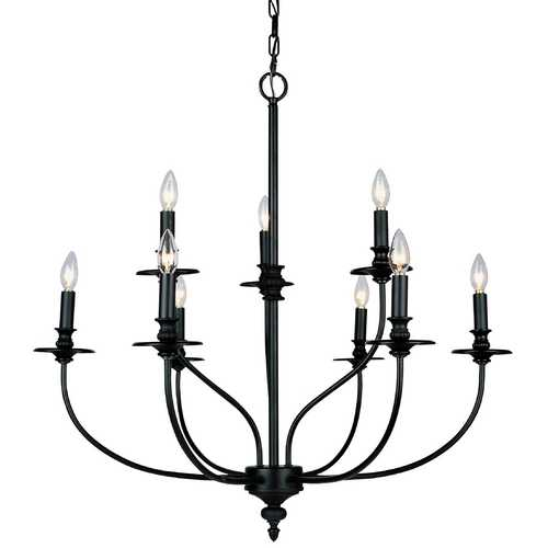 Elk Lighting Chandelier in Oil Rubbed Finish 289-OB