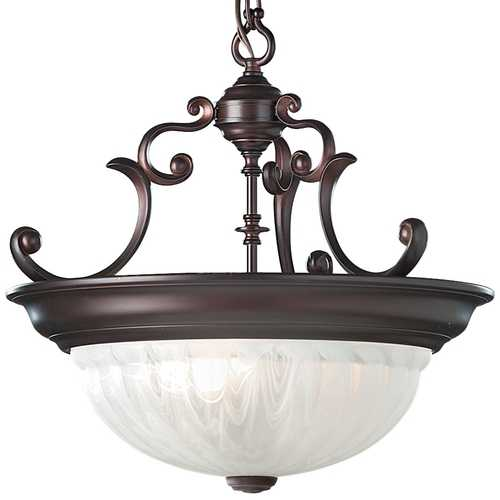 Dolan Designs Lighting Three-Light Pendant 527-30