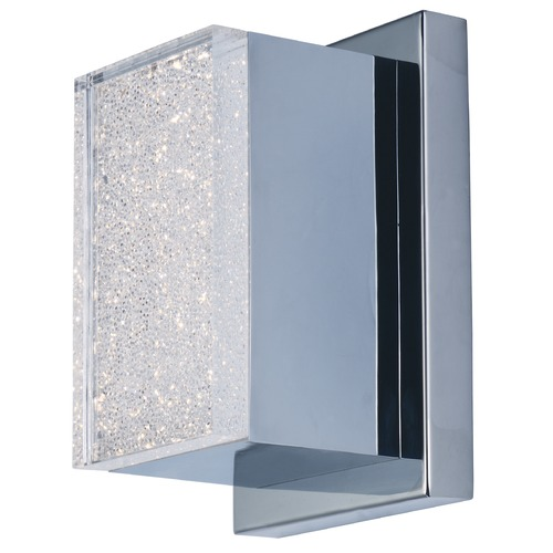 ET2 Lighting Pizzazz LED Polished Chrome LED Sconce E24461-160PC