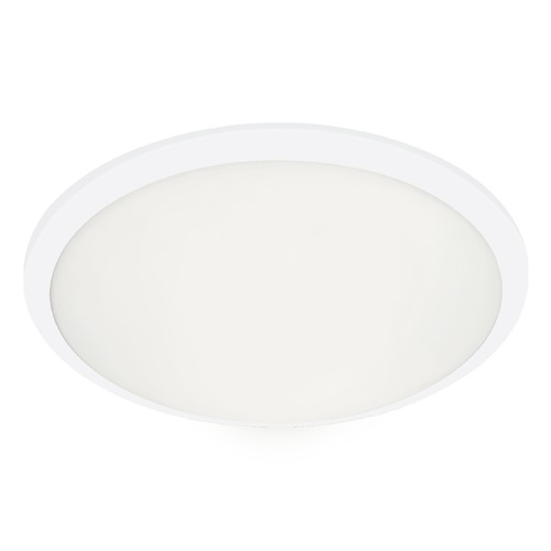 Kuzco Lighting Kuzco Lighting Malta White LED Flushmount Light FM1515-WH
