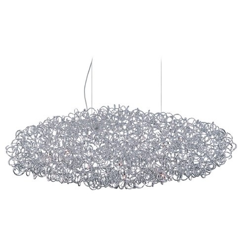 ET2 Lighting Dazed Polished Chrome Pendant Light E22578-PC