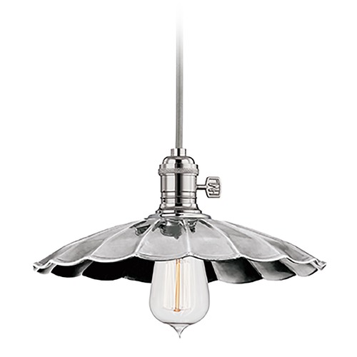 Hudson Valley Lighting Mini-Pendant Light 8002-PN-MS3