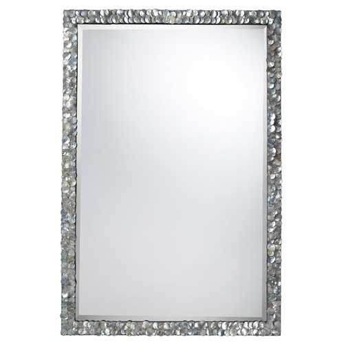 Sterling Lighting Island Falls Rectangle 24-Inch Mirror DM2018