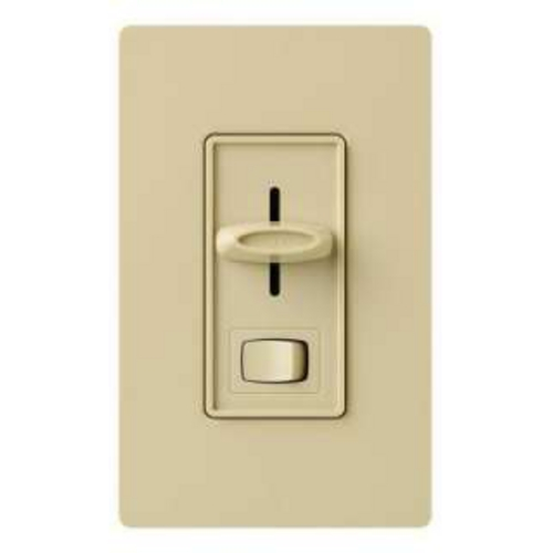 Lutron Dimmer Controls LED / CFL Dimmer Switch by Lutron in Ivory CTCL-153P-H-IV