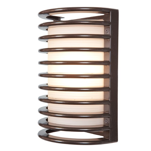 Access Lighting Access Lighting Bermuda Bronze Outdoor Wall Light 20010MG-BRZ/RFR