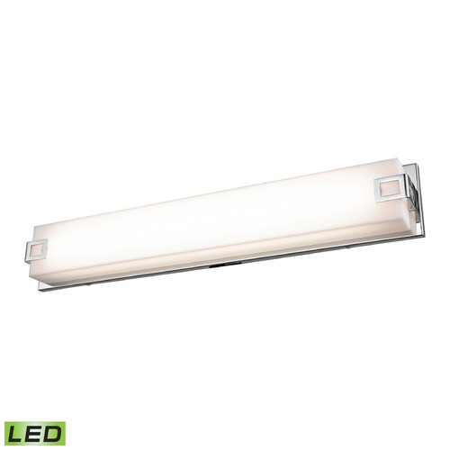 Alico Industries Lighting Alico Lighting Prospect Chrome LED Bathroom Light WSL2150-AC-15